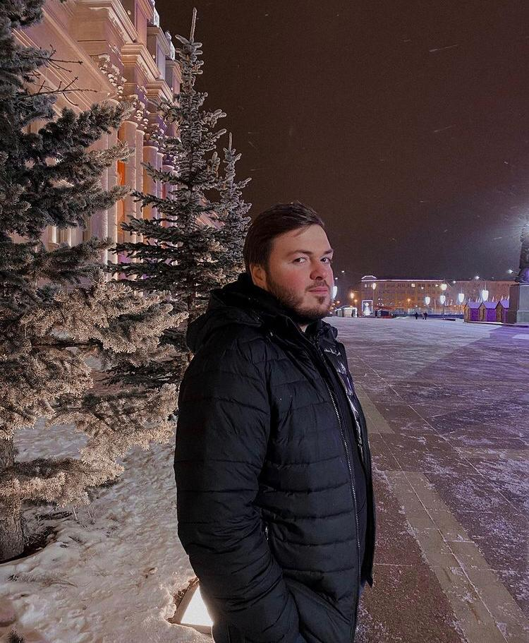 Ханикаев Тамерлан Владимирович
